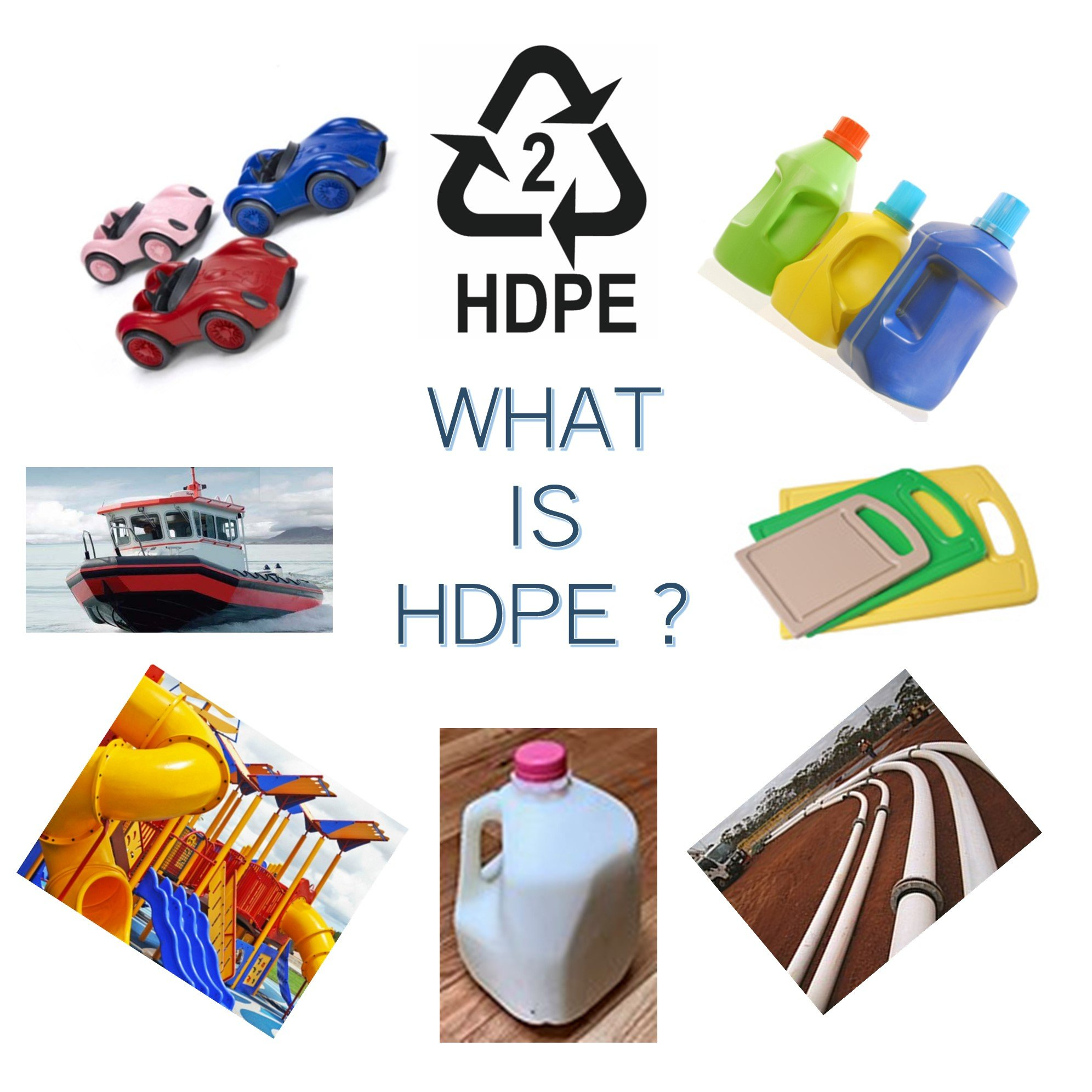 what is hdpe